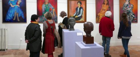Des toiles de Jean Camberoque au Musée des Beaux-Arts de Carcassonne